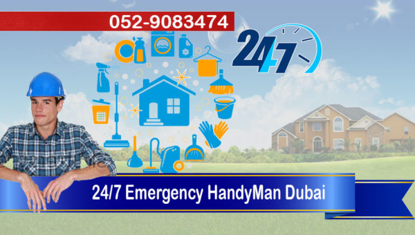 24 7 emergency handyman services dubai