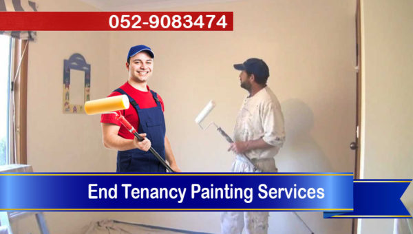 end tenancy painting services dubai