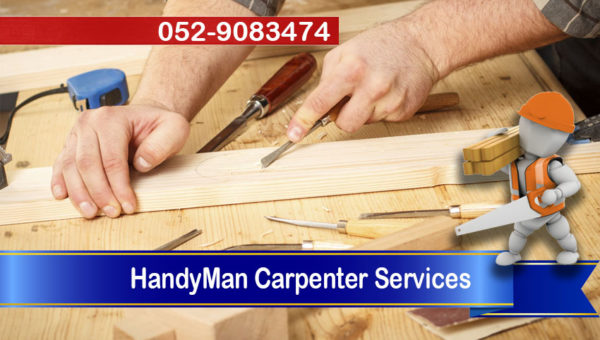 handyman carpenter services dubai