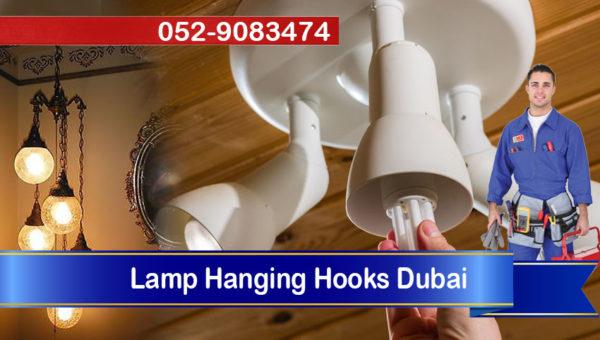 handyman electrician lamp hanging hooks