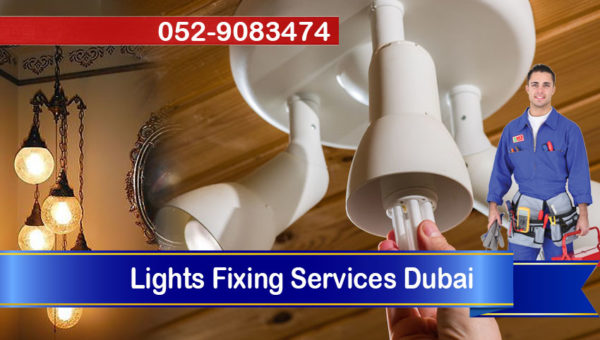 handyman electrician lights fixing services dubai