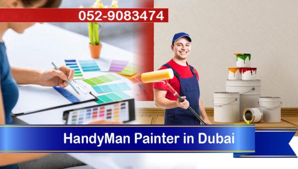 handyman painter dubai