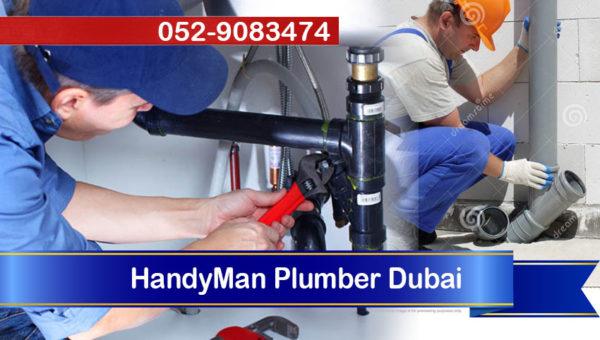 handyman plumber dubai