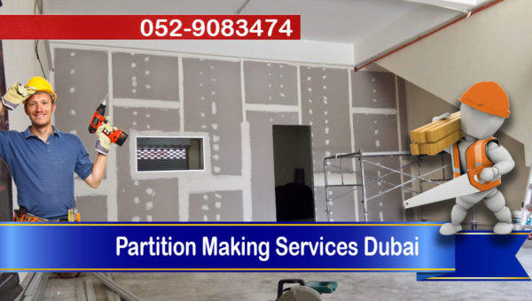 partition making services dubai